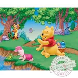 Puzzles touch winnie l 39 ourson king puzzle de figurines bullyland disney pixar - Tete winnie l ourson ...