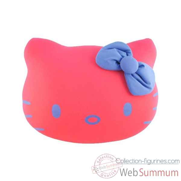 Coussin hello kitty color 25 cm Leblon-Delienne -HKYCS02508