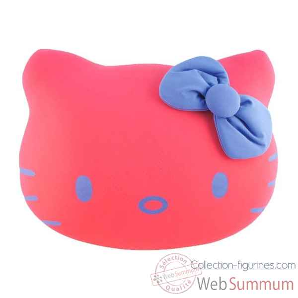 Coussin hello kitty color 45 cm Leblon-Delienne -HKYCS04508