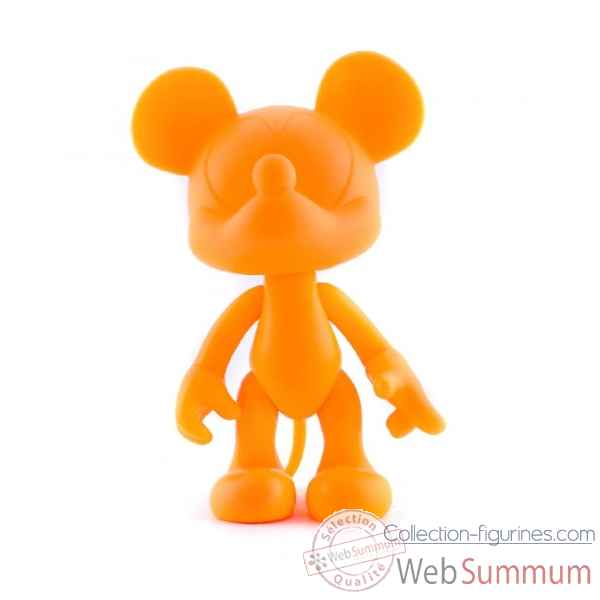 Figurine artoy mickey orange Leblon-Delienne -DISAT22MKOR