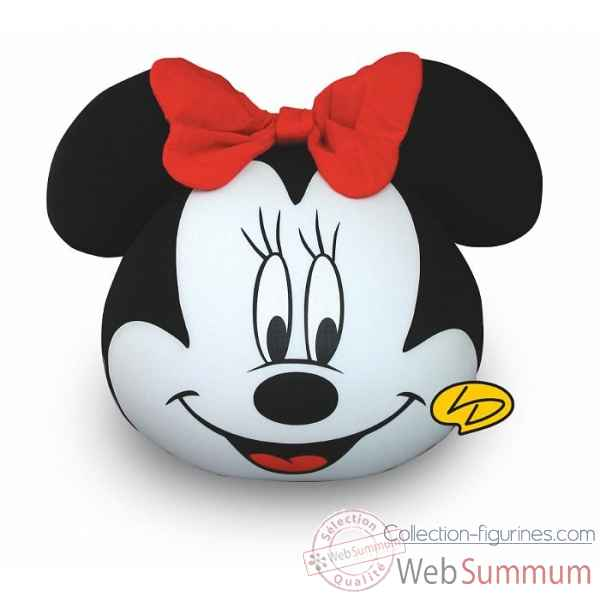 Figurine housse minnie 100cm noir   Leblon-Delienne -DISHS1002NO