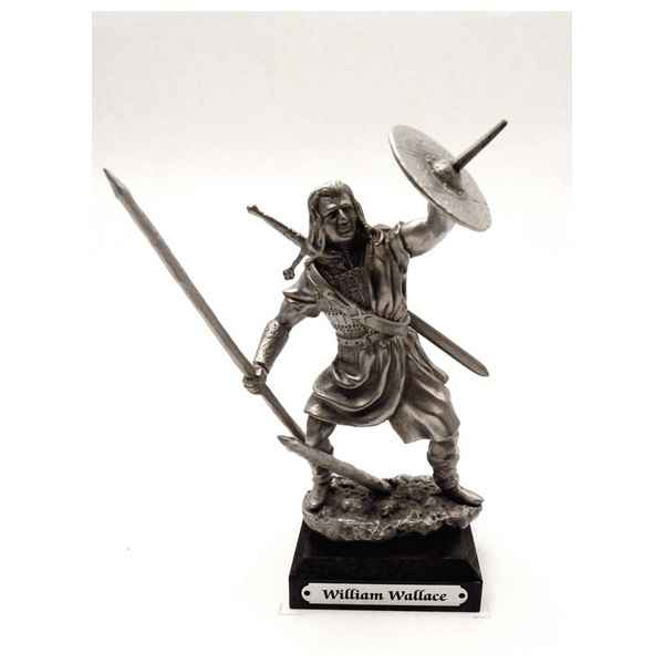 Figurine william wallace les etains du graal ma111