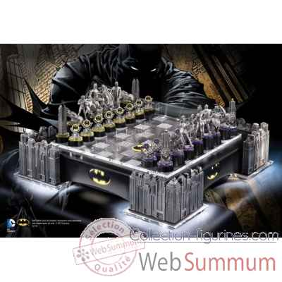 echiquier - batman Noble Collection -NN4209