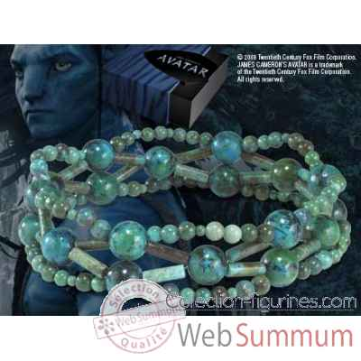 Avatar - bracelet de jake sully Noble Collection -NN8869
