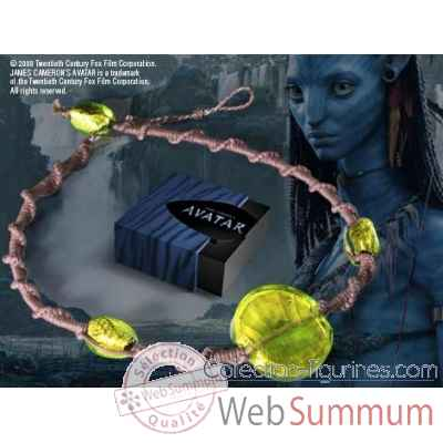 Avatar - collier de neytiri Noble Collection -NN8878