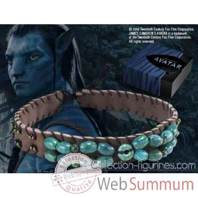 Avatar - collier perle na\'vi de jake sully Noble Collection -NN8855