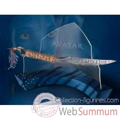 Avatar - dague de neytiri Noble Collection -NN8822