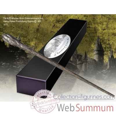 Baguette de bill weasley Noble Collection -NN8216