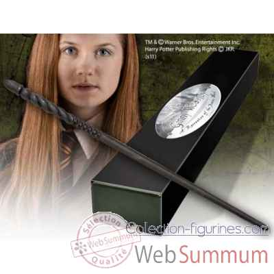 Baguette de ginny weasley Noble Collection -NN8210