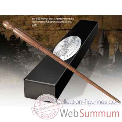 Baguette de mangemort (marron) -Harry Potter Collection -NN8222
