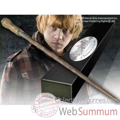 Baguette de ron weasley Noble Collection -NN8413