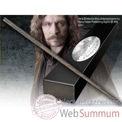 Baguette de sirius black Noble Collection -NN8407