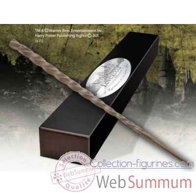 Baguette de xenophilius lovegood Noble Collection -NN8234