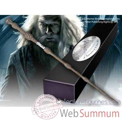 Baguette du professeur albus dumbledore Noble Collection -NN8401