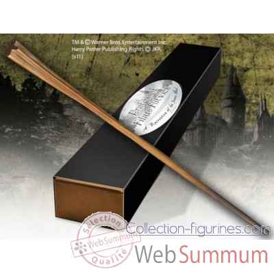 Baguette du professeur filius flintwick Noble Collection -NN8262