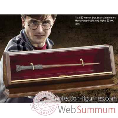 Baguette - harry potter - bronze Noble Collection -NN8501