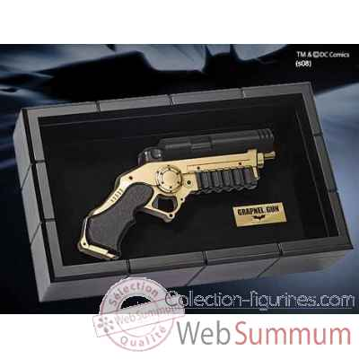Batman - the dark knight - pistolet grappin Noble Collection -NN4003