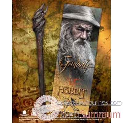 Baton de gandalf - stylo marque-page Noble Collection -NN1215