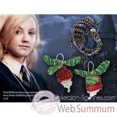Bijoux fantaisie de luna lovegood Noble Collection -NN7819