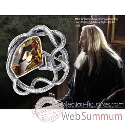 Broche serpent de lucius malefoy Noble Collection -NN7227