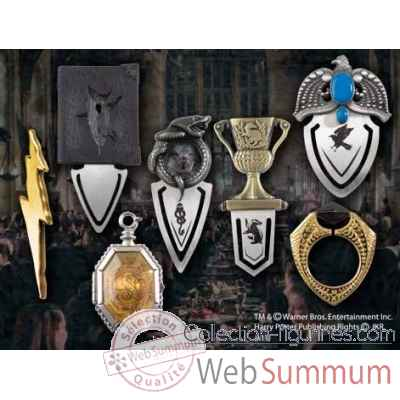 Collection de marque-pages horcruxes Noble Collection -NN8773