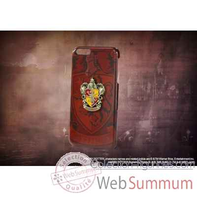 Coque gryffondor - iphone 6 plus - harry potter Noble Collection -NN9720
