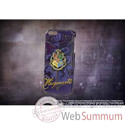 Coque poudlard - iphone 6 plus - harry potter Noble Collection -NN9718