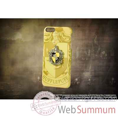 Coque poufsouffle - iphone 6 - harry potter Noble Collection -NN8818