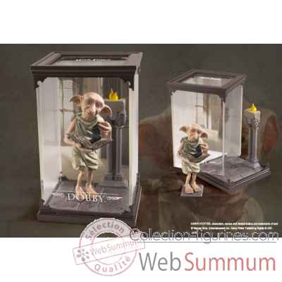 Créatures magiques - dobby - figurines harry potter Noble Collection -NN7346