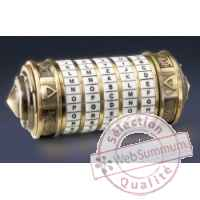 Da vinci code replique mini cryptex Noble Collection -nob5335