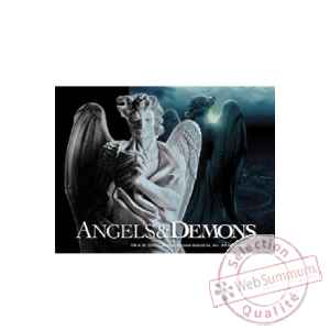 Da vinci code statuette anges & demons 25 cm Noble Collection -nob01562