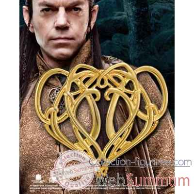 Elrond - broche Noble Collection -NN1356