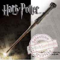 Harry potter baguette lumineuse de harry potter Noble Collection -nob1910