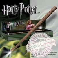Harry potter baguette lumineuse de hermione granger Noble Collection -nob08028