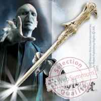 Harry potter baguette lumineuse de lord voldemort Noble Collection -nob07460