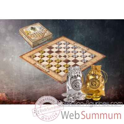 Harry potter - jeux de dames - pieces de gringotts Noble Collection -NN7215