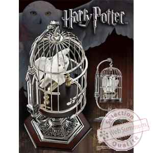 Harry potter miniature hedwig Noble Collection -nob7098