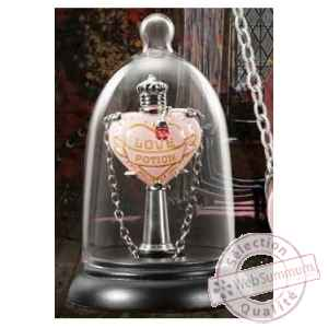 Harry potter presentoir pour pendentif love potion Noble Collection -NOB7599