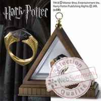 Harry potter replique bague des gaunt Noble Collection -nob08177