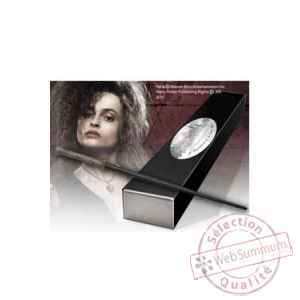 Harry potter replique baguette de bellatrix lestrange (edition personnage) Noble Collection -NOB8272