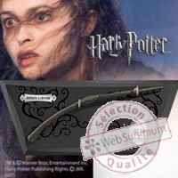 Harry potter replique baguette de bellatrix lestrange Noble Collection -nob07976