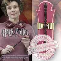 Harry potter replique baguette de dolores umbridge Noble Collection -nob07607