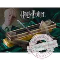 Harry potter replique baguette de drago malefoy Noble Collection -nob7256