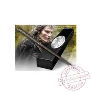 Harry potter replique baguette de fenrir greyback (edition personnage) Noble Collection -NOB8296