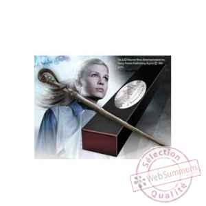 Harry potter replique baguette de fleur delacour (edition personnage) Noble Collection -NOB8246