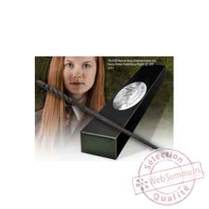 Harry potter replique baguette de ginny weasley (edition personnage) Noble Collection -NOB8210