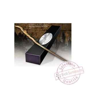 Harry potter replique baguette de gregorovitch (edition personnage) Noble Collection -NOB8260