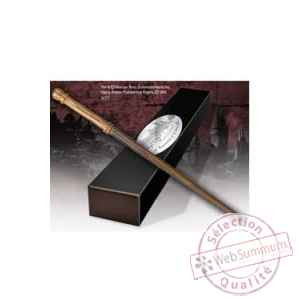 Harry potter replique baguette de gregory goyle (edition personnage) Noble Collection -NOB8266
