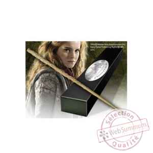 Harry potter replique baguette de hermione granger (edition personnage) Noble Collection -NOB8411