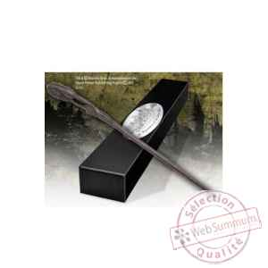 Harry potter replique baguette de kingsley shaklebolt (edition personnage) Noble Collection -NOB8286